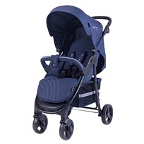 Basson Baby Scoop Sulky Blue Blå