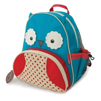 Skip Hop Zoo Pack Owl Blue