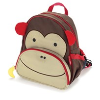 Skip Hop Zoo Pack Monkey BROWN