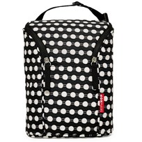 Skip Hop Grab & Go Double Bottle Bag Connected Dots Multi