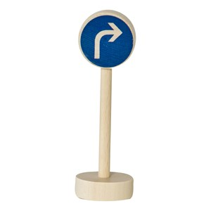 Image of Nic Traffic Sign – Right Turn (2743811857)