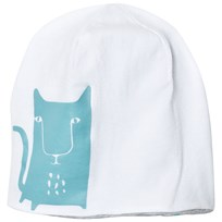 Kattnakken Reversible Hat Blue Blå