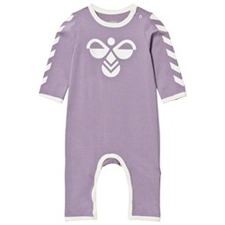 Hummel Flurry Bodysuit Purple Ash
