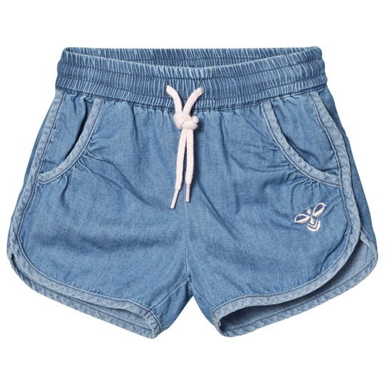 Hummel Clara Shorts Light Denim Light Denim