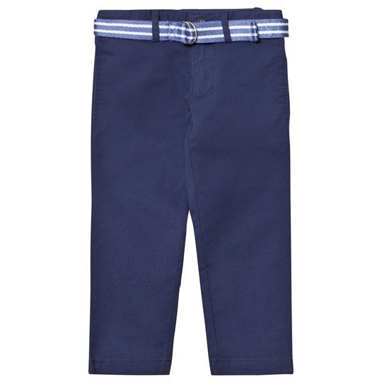 Ralph Lauren Blue Chinos with Belt 007