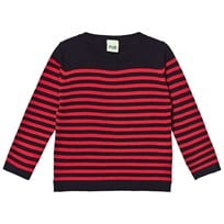 FUB Sweater Navy/Red Navy/Red