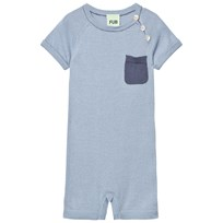 FUB Baby Body Dusty Blue Dusty Blue