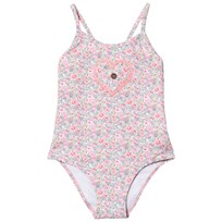 Sunuva Liberty Floral Swimsuit Pink