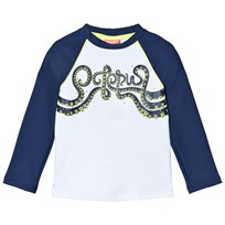 Sunuva Octopus Rash Vest White