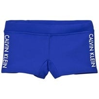 Calvin Klein Blue Branded Trunks 475