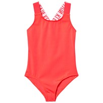 Calvin Klein Pink Branded Swimsuit 011