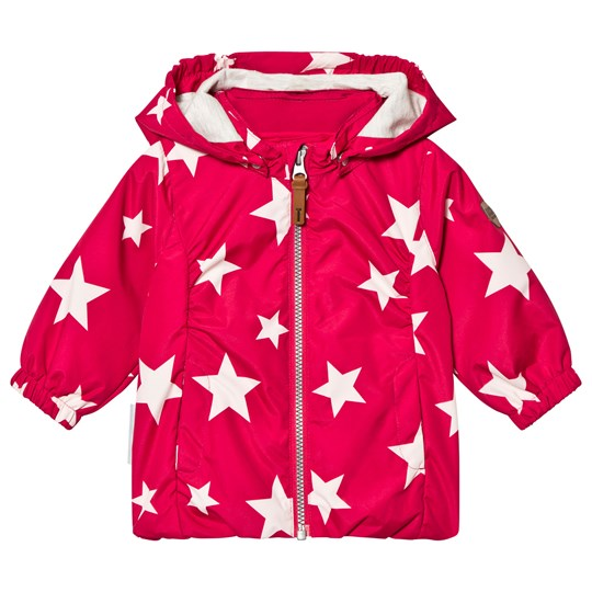 Ticket to heaven Jacket Althea Rose Red Rose Red Red
