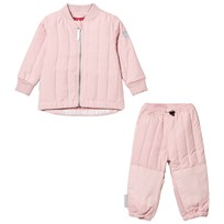 Ticket to heaven Thermo Set 2 pcs Jacket and Pants Peach Skin Rose Peachskin Rose