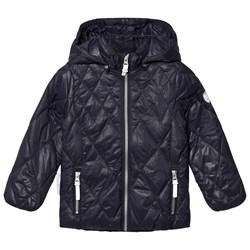 Ticket to heaven Comerzo Padded Jacket Lightweight Total Eclipse Blue