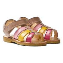 Angulus Multi Color Open Toe Sandals napa 1433/2417/1566/1428