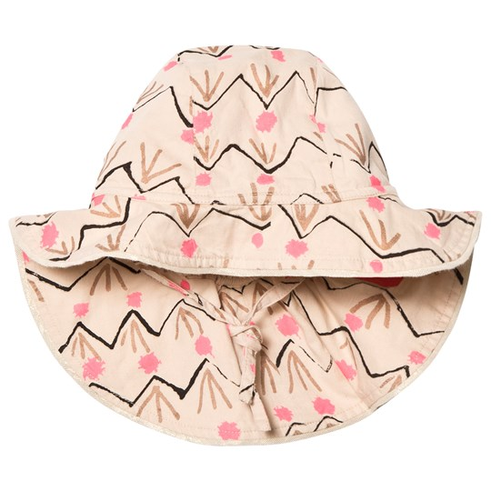 Soft Gallery Val Hat Scallop Shell Big Volcano Scallop Shell, AOP Big Volcano