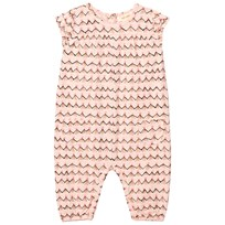 Soft Gallery Abigail Jumpsuit Volcano Scallop Shell, AOP Volcano