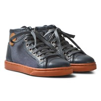 10-IS Ten Base 50 Canvas Nappa Navy Nappa Navy