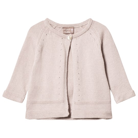 Hust&Claire Knit Cardigan Sand Sand