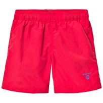 Gant Classic Swim Shorts Bright Red 620