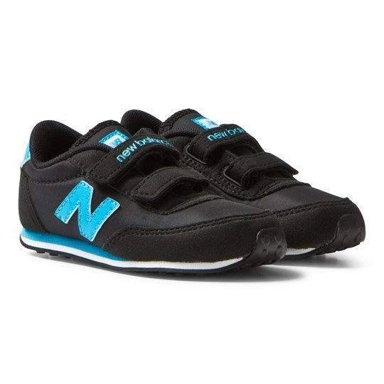 New Balance New Balance 410 Hook and Loop Sneakers Svart/Blå Black/blue