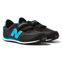 New Balance 410 Hook and Loop Sneakers Black/Blue Black/blue