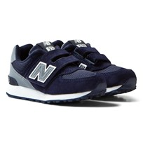 New Balance 574 Hook and Loop Admiral Blue ADMIRAL BLUE