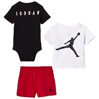 Air Jordan Red Branded Set R78