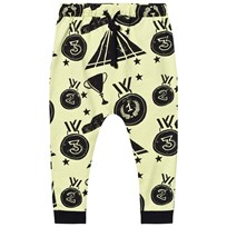 Koolabah Victory Slouch Pants Yellow/Black Yellow/Black