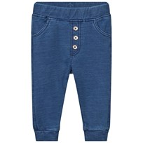 Hust&Claire Denim-Look Leggings Denim
