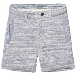 Soft Gallery Cary Shorts Neppy Stormy Blue