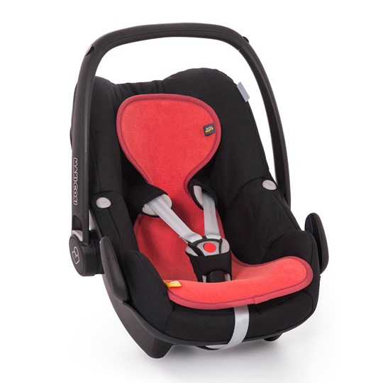 AeroMoov Air Layer™ Group 0+ Car Seat Cover Red Red