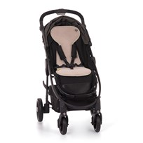 AeroSleep Air Layer™ Buggy Seat Cover Sand Beige