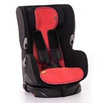 AeroMoov Air Layer™ Group 1 Car Seat Cover Red Punainen
