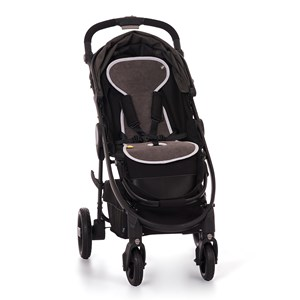 Image of AeroMoov Air Layer™ Buggy Seat Cover Dark Grey One Size (726103)