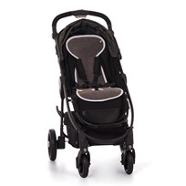 AeroSleep Air Layer™ Buggy Seat Cover Dark Grey Black