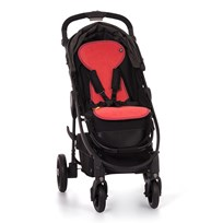 AeroSleep Air Layer™ Buggy Seat Cover Red Punainen