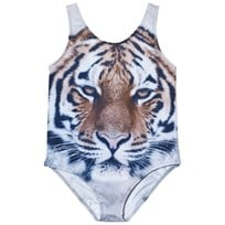 Popupshop Swimsuit Uv Tiger Tiger