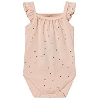 Petit by Sofie Schnoor Body Triangle Print Pink Triange print