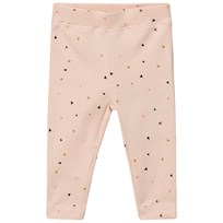 Petit by Sofie Schnoor Triangle Print Leggings Rosa Triange print