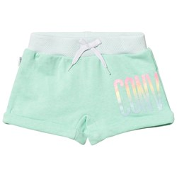 Converse Green Glow Ombre Shorts