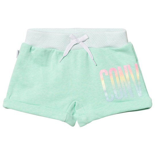 Converse Green Glow Ombre Shorts G11