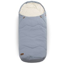 Voksi Breeze Light Footmuff Light Blue Blue