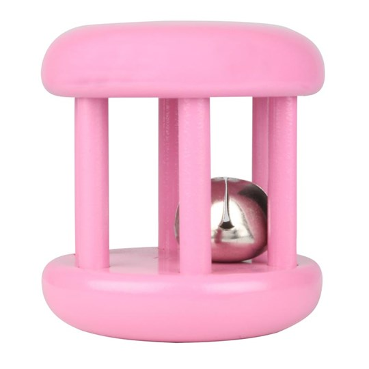 BRIO Bell Rattle Pink Pink