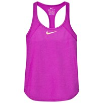 NIKE Purple Tennis Slam Tank Top VIVID PURPLE/VIVID PURPLE/TART