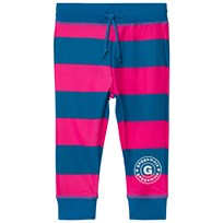 Geggamoja UV Long Pant Marin Strong Pink Marin/Strong Pink