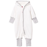 Reima Jolla Fleece Onesie Off White Off white