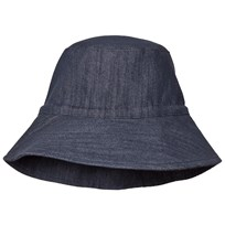 Huttelihut Bucket Hat Denim Denim
