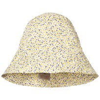 Huttelihut Liberty Bucket Hat Yellow Liberty/Yellow