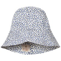 Huttelihut Liberty Bucket Hat Blue Liberty/Navy